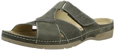 Rohde  Giessen-H, sandales homme - Gris - Grau (grau 80), 41 EU