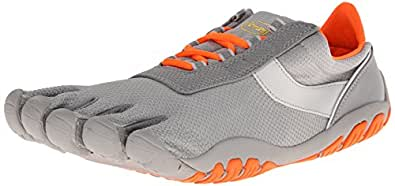Vibram FiveFingers Men's Speed XC Lite Barefoot Shoes Grey / Orange 47