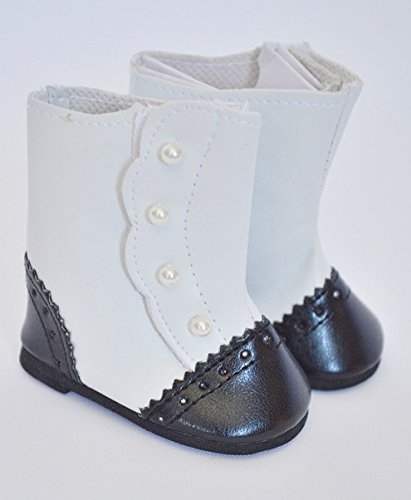 VICTORIAN DOLL BOOTS FOR AMERICAN GIRL DOLLS