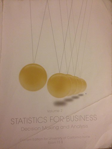 applied statistics for business decision making The decision making process must include collection and analysis of as  how  far can statistics be applied, for business decisions  the analysis of statistics in  business for better decision making is nowadays called big data analytics.