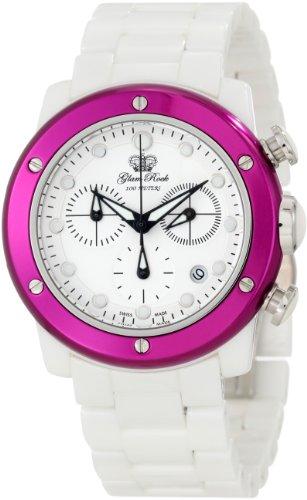 Glam Rock GR50149 - Reloj para mujeres, correa de cerámica