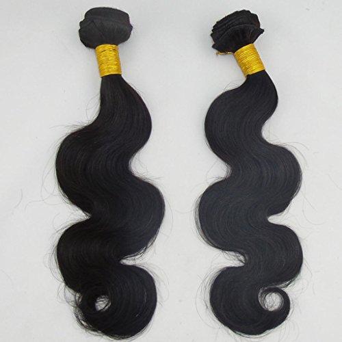 Vedar-Beauty-Womens-Grade-6AAAAAAA-Peruvian-Body-Wave-Human-Hair-Extensions-2PcsLot-Nantural-Black