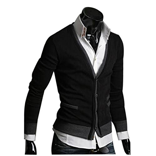 yaheeda-mens-autumn-casual-long-sleeve-slim-fit-knitted-shawl-collar-v-neck-cardigan