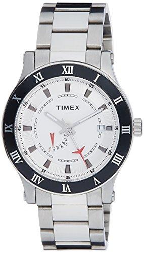 Timex-Analog-White-Dial-Unisex-Watch-I502