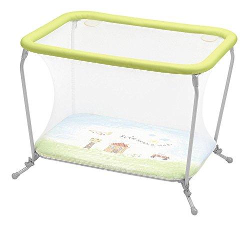 Cam Il Mondo Del Bambino B111 Lusso Box, Casetta, Verde Mela