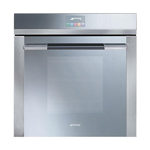 Smeg Linea SFP140E Built-in Single Oven Multifunction Stainless Steel