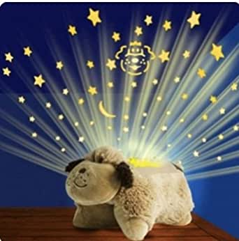 Animal Pillow Baby Sleeping Star Dream Night Light Mini Projector Color:1 - - Amazon.com