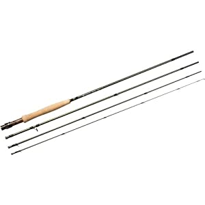 2014 Hardy Zenith Fly Rod 8 foot 3 weight 4 piece from Hardy
