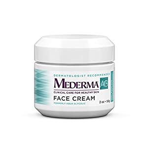 Mederma AG Face Cream, 2 Ounce