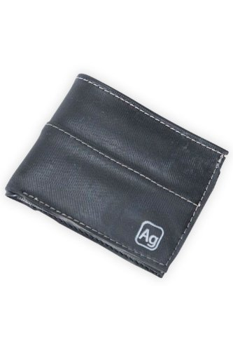 Alchemy Goods Recycled Bike Tube Vegan Leather Wallet