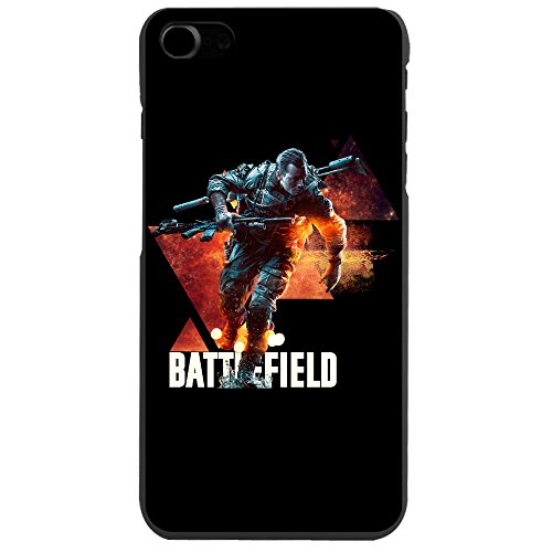 IPhone 7 Case Battlefield Omahaer TPU Soft Set Hybrid Protective Case With Soft Screen Protection Anti Fall (Battlefield Bad Company 2 Ps4 compare prices)