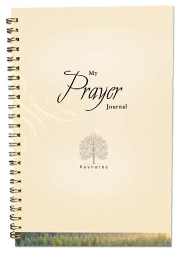 My Prayer Journal (Key Notes)