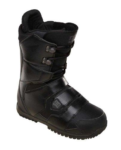 DC Men's Gizmo 13 Snow Boot,Black,10 M US