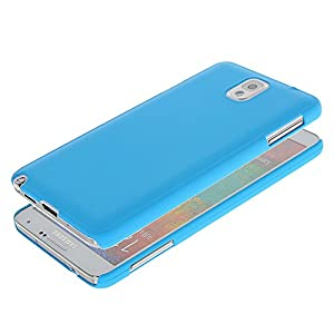 Light Blue] For Samsung Galaxy Note 3 Case,Simple design Style,Strong