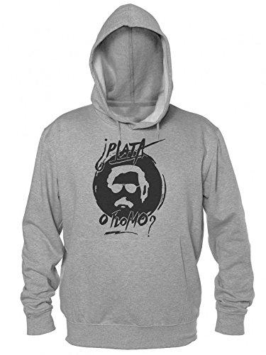 pablo-escobar-plata-o-plomo-mens-hooded-sweatshirt-extra-large