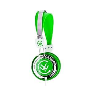 Urbanz ZIP Childrens Kids Multi-Device Stereo Headphones (Green)