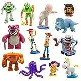 Disney Deluxe Toy Story 3 Figurine Play Set -- 13-Pc.