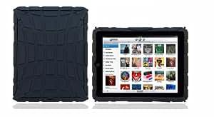 Hard Candy Cases Street Skin Case for Apple iPad, Black, (RU-IPAD-BLK)