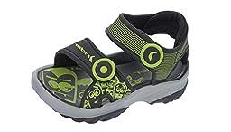 Rider Twist III Babies Sandals-Black-10