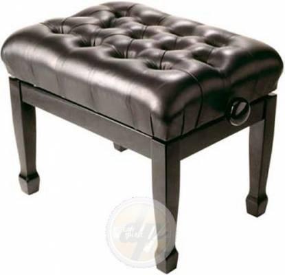 billig homdox klassisch klavierhocker adjustable keyboardbank leder gepolsterte sitzgummif e. Black Bedroom Furniture Sets. Home Design Ideas
