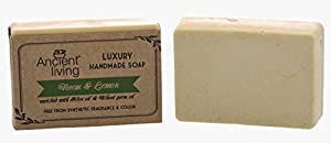 Ancient Living Neem & Lemon Luxury Handmade Soap -100g