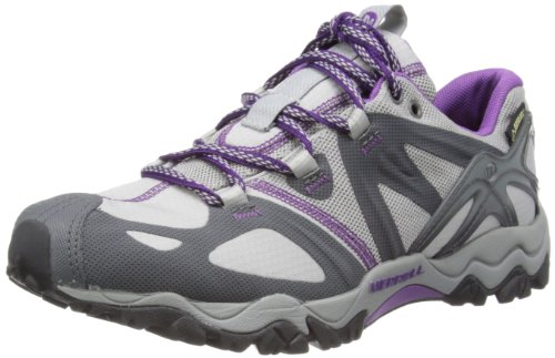 Merrell Womens GRASSHOPPER SPORT GTX Trekking & Hiking Shoes Gray Grau (CHARCOAL) Size: 6.5 (40 EU)
