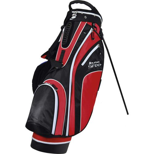 Orlimar SRX+ Golf Stand Bag (Black/White)