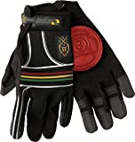 Sector 9 BHNC Slide Gloves L/Xl - Rasta