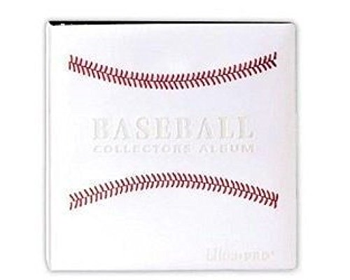 White-Stitched-Baseball-Card-Collectors-Album-3-D-Ring-Binder-by-Ultra-Pro