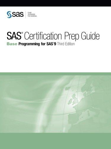 sas-certification-prep-guide-base-programming-for-sas-9-third-edition