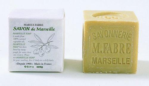 マルセイユ石鹸 オリーブ 200g サボンドマルセイユ