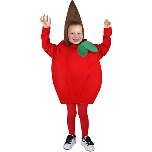 Funfill Boys Apple Halloween Costume