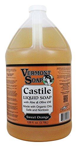 vermont-soapworks-aloes-castille-liquide-savon-doux-orange-1-gallon