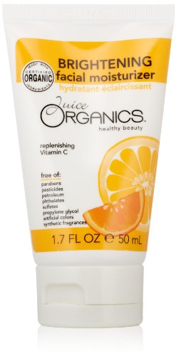 Juice Organics  Brightening Moisturizer, 1.7-Ounces