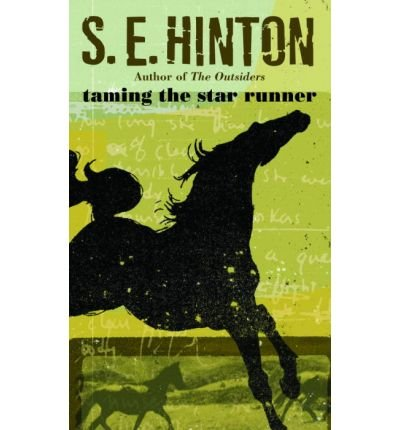 TAMING THE STAR RUNNER By Hinton, S. E. (Author) Prebound-Glued on 01-Oct-1989