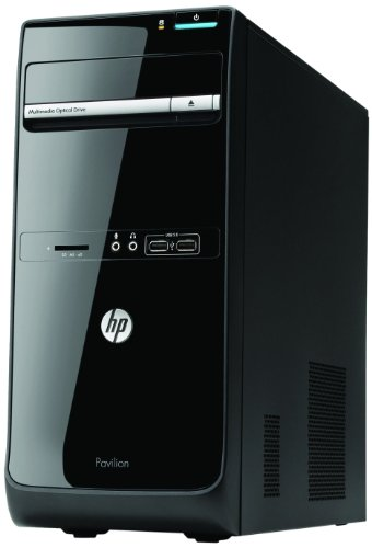HP Pavilion p6-2440e Desktop PC (Intel Core i3-3220 3GHz Processor, 4GB RAM, 1TB HDD, Windows 8)