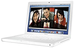 Apple MacBook MB061LL/A 13.3 Notebook PC  White