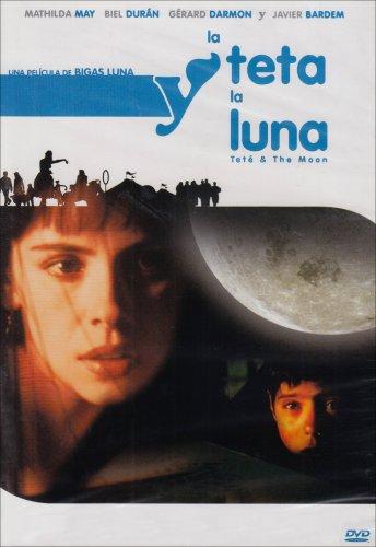 The Tit and the Moon / おっぱいとお月さま 北米版DVD[Import] [DVD]