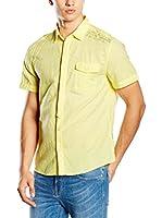 Guess Camisa Hombre (Amarillo)