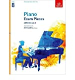 Piano Exam Pieces 2013 & 2014, ABRSM Grade 8: Selected from the Syllabus 2013 & 2014 (Abrsm Exam Pieces) (Sheet music) - Common