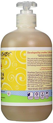California Baby Calendula Shampoo & Bodywash - 19 oz