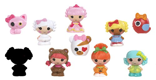 Lalaloopsy Tinies Style 2 Doll (10-Pack) - 1
