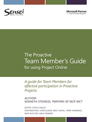 the-proactive-team-members-guide-for-using-project-online-english-edition