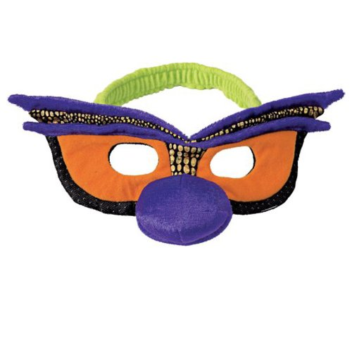 Gund Frighty Night Children's Halloween Mask with Spooky Sounds, 88768-3