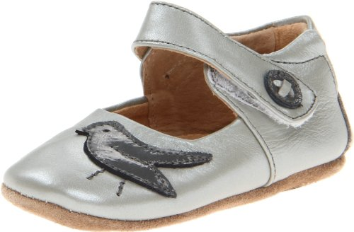 Livie & Luca B Pio Pio Mary Jane (Infant),Silver,0-6 Months M Us Infant front-676268