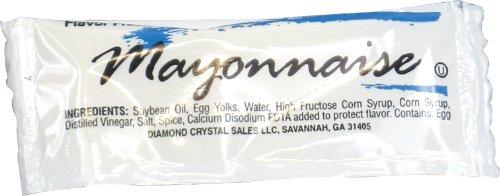 Flavor Fresh Mayonnaise (12g) 0.42 Ounces Single Serve Packages - 200 Count