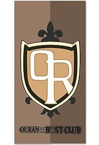 Ouran High School Host Club School Logo Towel
