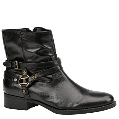 Tommy Hilfiger Women's Vally Boot - Black