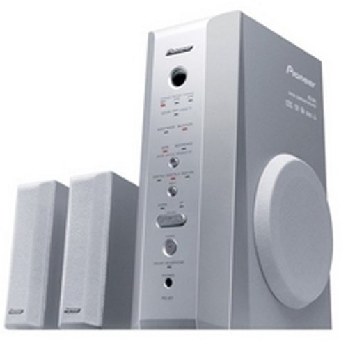 Pioneer Front Surround Speaker System Ps-W1 (Japan Import)