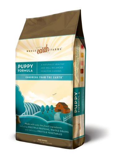 Merrick Whole Earth Farms Puppy Dry Dog Food 17.5 Pound Bag